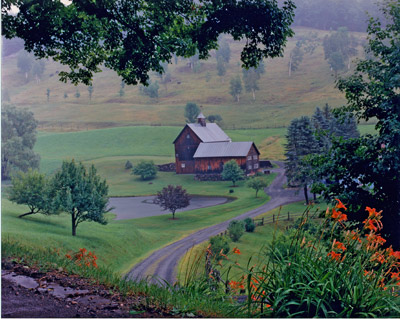 Sleepy Hollow Farm by Gary Thompson