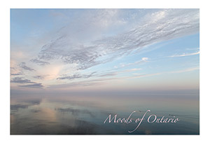 Moods of Ontario Showcard by John Solberg