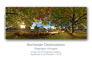 Rochester Destinations 2015 by Sheridan Vincent