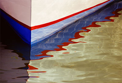 Red, White, and Blue by Gary Thompson